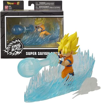 Immagine di DRAGON BALL - Super Sayan Goku - Final Blast Series #36151