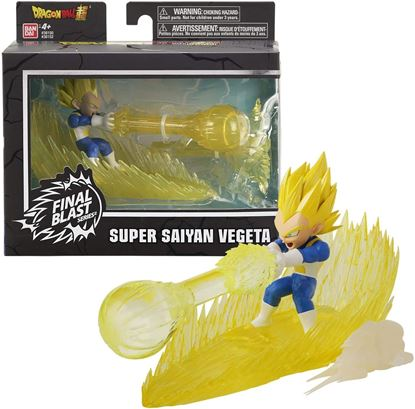 Immagine di DRAGON BALL - Super Sayan Vegeta - Final Blast Series #36152