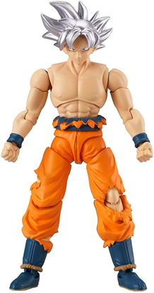 Immagine di DRAGON BALL - Action Figure Goku Ultra Istinto - Bandai #36276