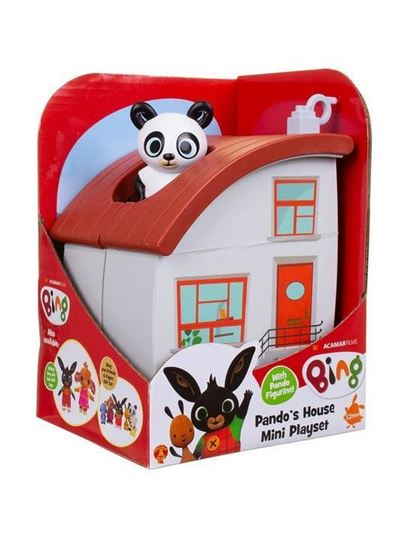 Immagine di Mini Playset Bing - La casa di Pando