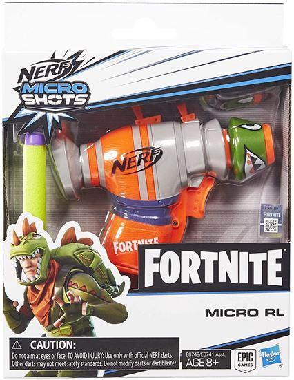 Immagine di Nerf MicroShots - Fortnite Micro RL