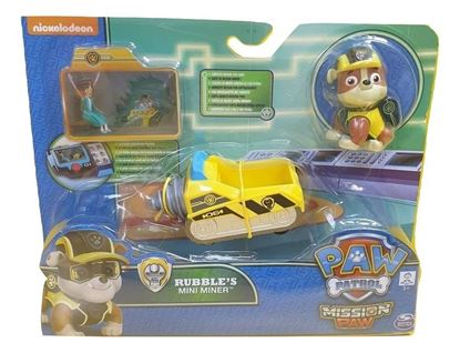 Immagine di Paw Patrol - Rubble's Mini Miner