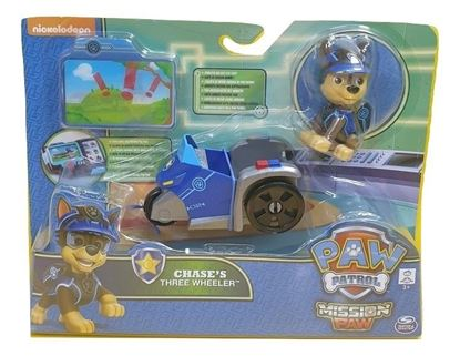 Immagine di Paw Patrol - Chase's Three Wheeler