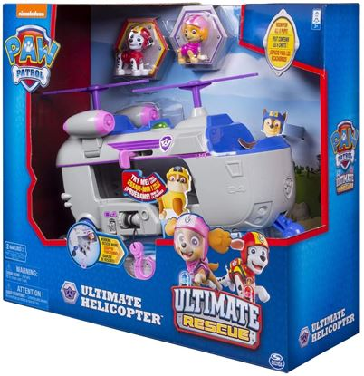 Immagine di Paw Patrol - Ultimate Helicopter