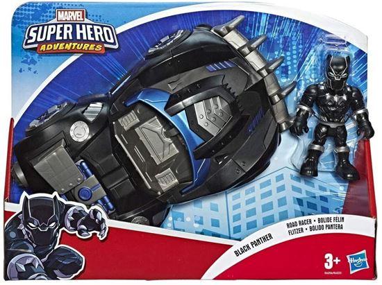 Immagine di AVENGERS - Super Hero Adventures - Black Panther Road Racer