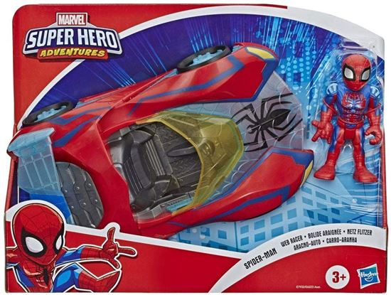 Immagine di AVENGERS - Spider-Man Web Racer