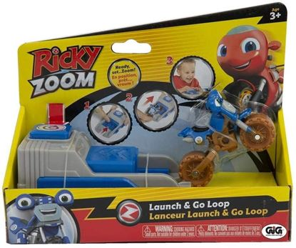 Immagine di Ricky Zoom - Launch & Go Loop