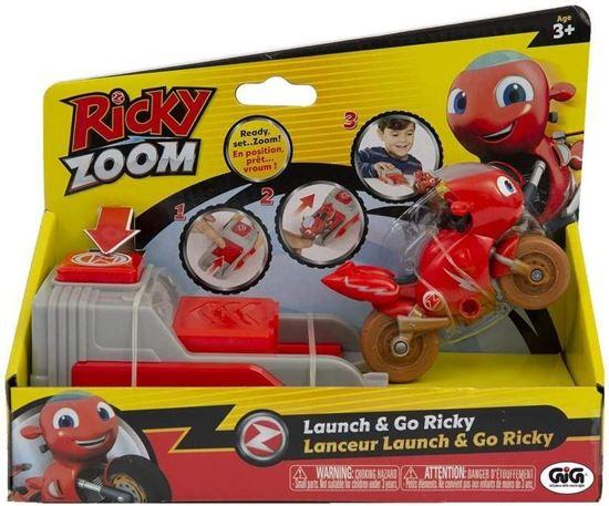 Immagine di Ricky Zoom - Launch & Go Ricky