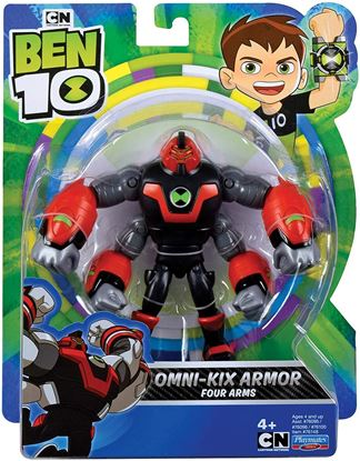 Immagine di Action Figure - Ben Ten - Four Arms