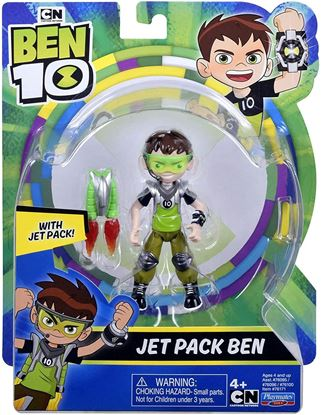 Immagine di Action Figure - Ben Ten - Jet Pack Ben