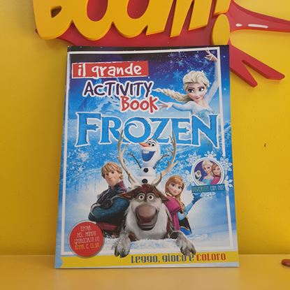 Immagine di Il grande activity book - Frozen