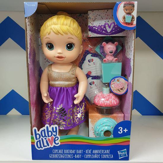 Immagine di Baby Alive - Cupcake Birthday Baby