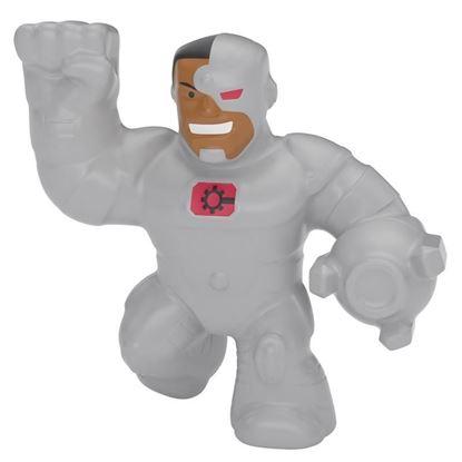 Immagine di Heroes of Goo Jit Zu DC MINIS - Cyborg