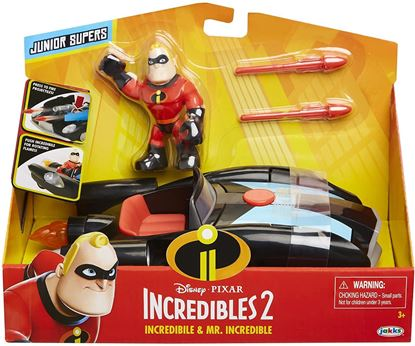 Immagine di Disney - Incredibili 2 - Mr. Incredibile con Automobile