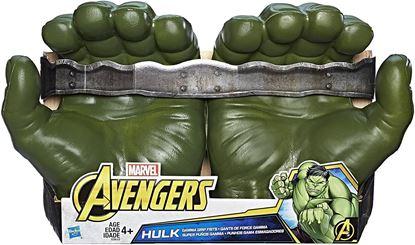 Immagine di AVENGERS - Hulk Guanti Grip