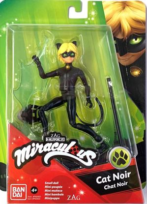Immagine di Miraculous - Action Figure Chat Noir