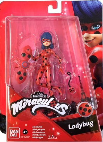 Immagine di Miraculous - Action Figure Ladybug