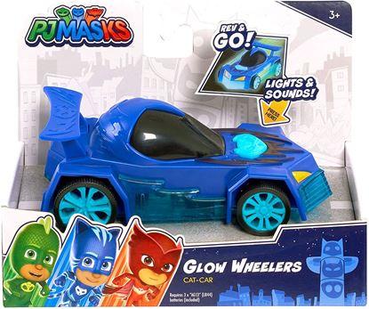 Immagine di Pj Masks - Glow Wheelers - Cat Car
