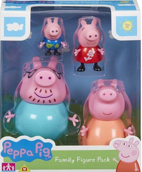 Immagine di Peppa Pig - Family Figure Pack