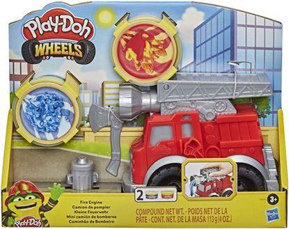 Immagine di Play-Doh Wheels - Camion dei Pompieri 2