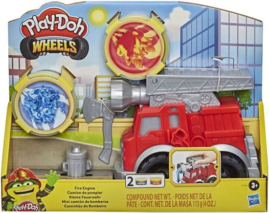 Immagine di Play-Doh Wheels - Camion dei Pompieri 2
