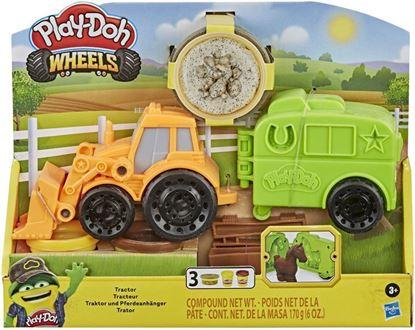 Immagine di Play-Doh Wheels - Trattore