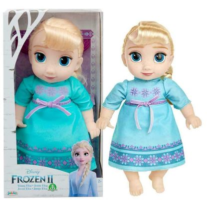 Immagine di Disney Princess - Big Doll Frozen 2 - Giovane Elsa