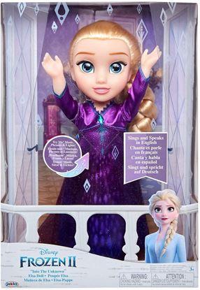 Immagine di Disney Princess Frozen 2 - Big Doll - Elsa Cantante