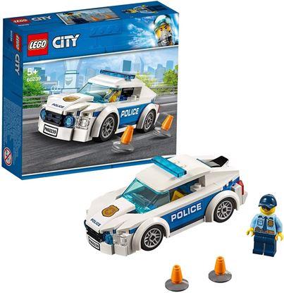 Immagine di LEGO City - Auto della Polizia