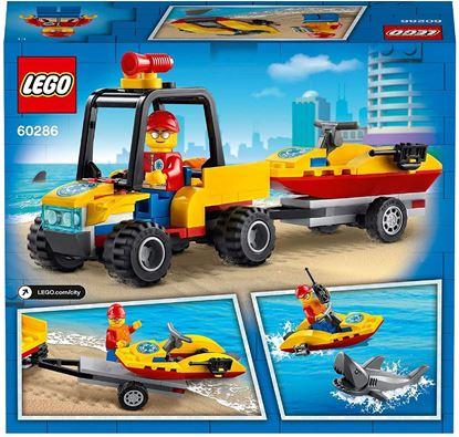 Immagine di LEGO City - Soccorso Balneare