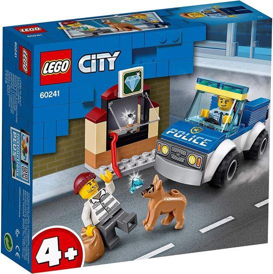 Immagine di LEGO City - Unità Cinofila della Polizia