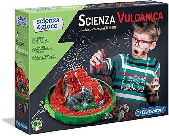 Immagine di Scienza Vulcanica Scienza&Gioco