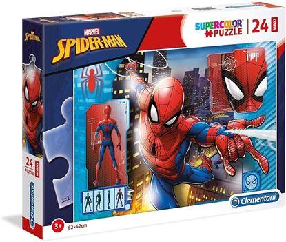 Immagine di Clementoni - Puzzle Maxi 24 pezzi - Spider Man