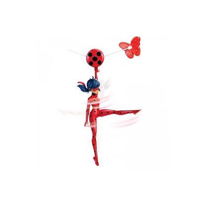 Immagine di Miraculous - Bambola Salta e Vola (19cm)