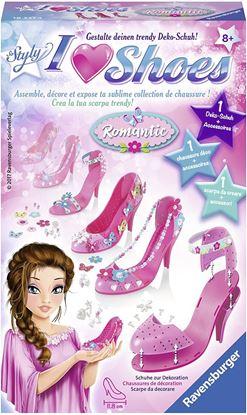 Immagine di Giochi Bimba - I Love Shoes - Crea la tua Scarpa