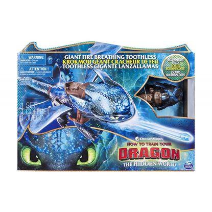 Immagine di Dragons Trainer - Sdentato Sputa Fuoco