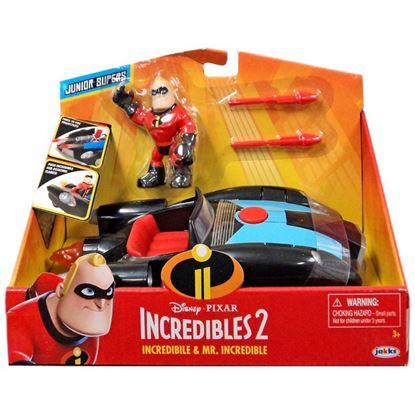 Immagine di Gli Incredibili 2 - Mr. Incredibile - Veicolo Spara Missili