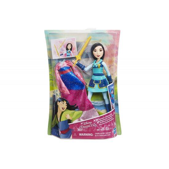 Immagine di Disney Princess - Mulan con Spada e Abito