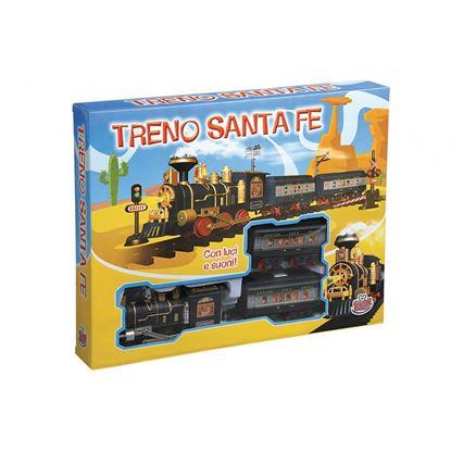 Immagine di Treno Classico Santa Fe Grandi Giochi