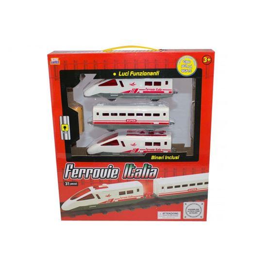 Immagine di Treno Veloce Ferrovie Italia