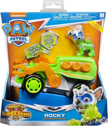 Immagine di Paw Patrol - Mighty Pups Vehicles - Rocky