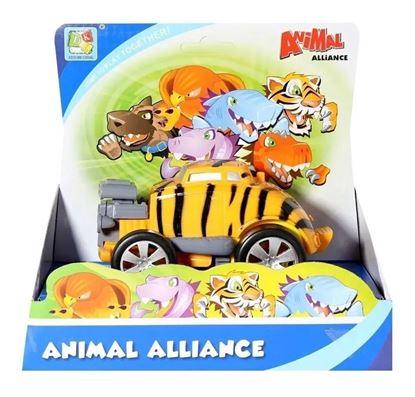 Immagine di Animal Alliance Veicoli Trasformabili - Tigre
