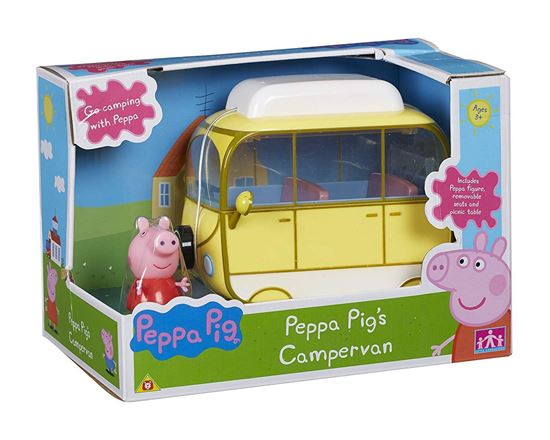 Immagine di Peppa Pig - Il campervan di Peppa Pig