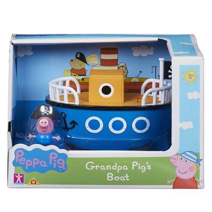 Immagine di Peppa Pig - La barca di Grandpa Pig