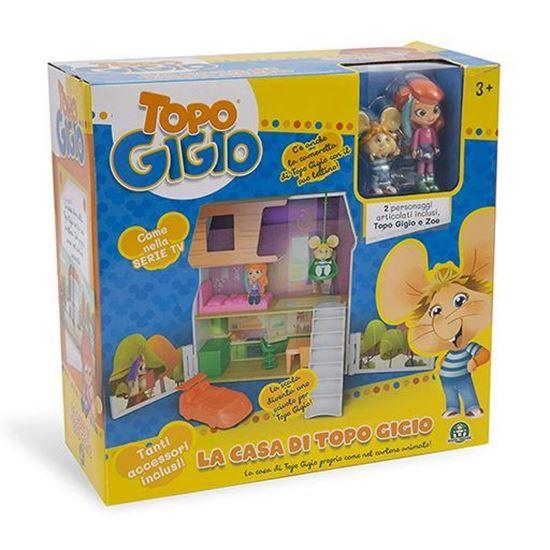 Immagine di Topo Gigio - La casa di Topo Gigio