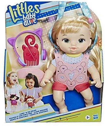 Immagine di Littles Baby Alive - Carry and Go - Chloe