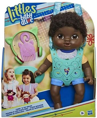 Immagine di Littles Baby Alive - Carry and Go - Theo