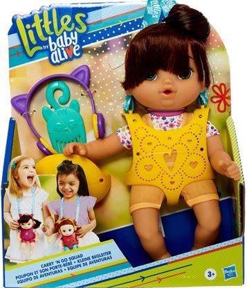 Immagine di Littles Baby Alive - Carry and Go - Nadia
