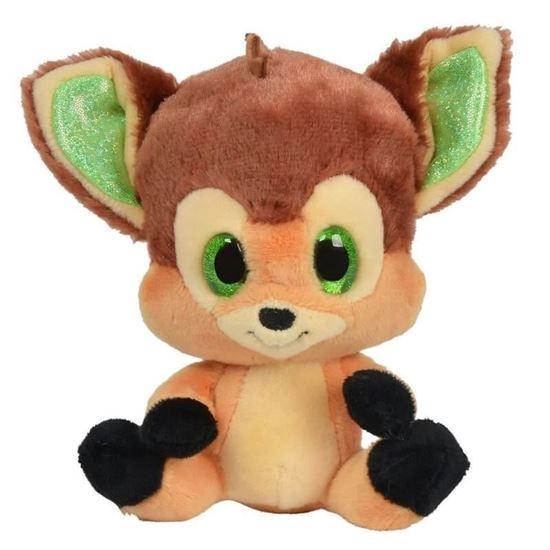 Immagine di DISNEY  Glitzies - Peluche Bambi (15cm)