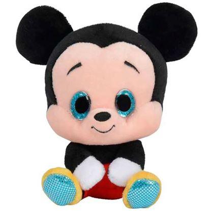 Immagine di DISNEY  Glitzies - Peluche Mickey Mouse (15cm)